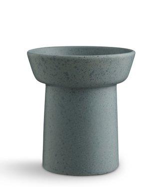Kähler Design Kähler Design Ombria Vaas Groen H13cm