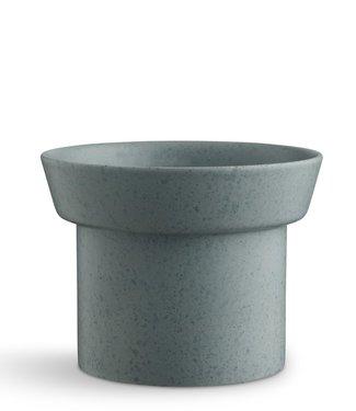Kähler Design Kähler Design Ombria Bloempot Groen  H13cm