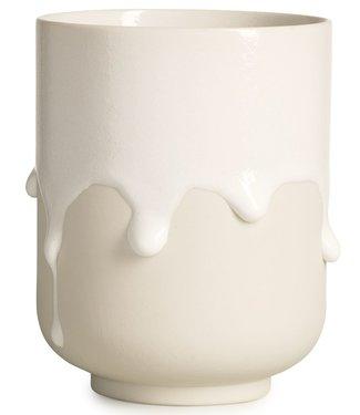 Studio Arhoj Studio Arhoj Melting Mug White