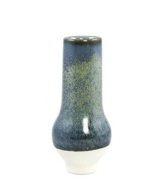 Studio Arhoj Studio Arhoj Hana Vase Sakura Grey Blue Small