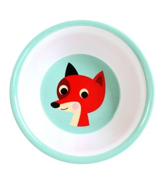 OMM Design OMM design Fox Mint Melamine Bowl