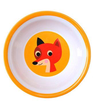 OMM Design OMM design Fox Orange Melamine Bowl