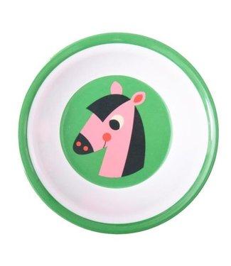 OMM Design OMM design Horse Melamine Bowl