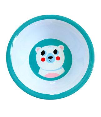 OMM Design OMM design Polar Bear Melamine Bowl