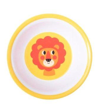 OMM Design OMM design Lion Yellow Melamine Bowl