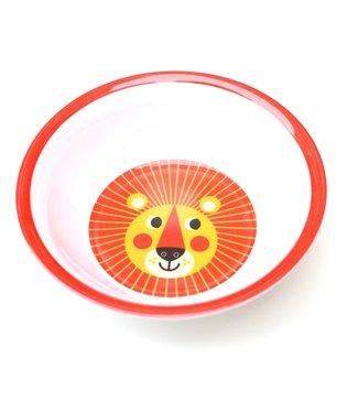 OMM Design OMM design Lion Orange Melamine Bowl