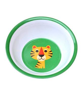 OMM Design OMM design Tiger Green Melamine Bowl