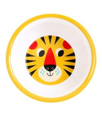 OMM Design OMM design Tiger Yellow Melamine Bowl