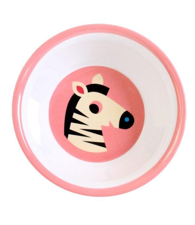 OMM Design OMM design Zebra Melamine Bowl