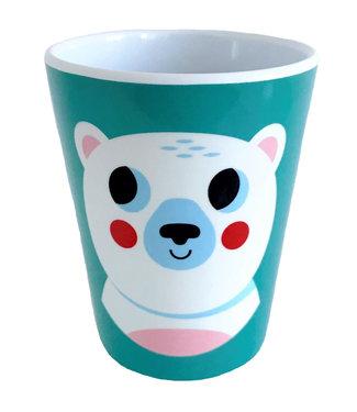 OMM Design OMM design Polar Bear Melamine Cup