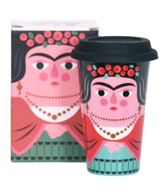 OMM Design OMM Design Travel Mug Frida