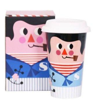 OMM Design OMM Design Travel Mug Sailor