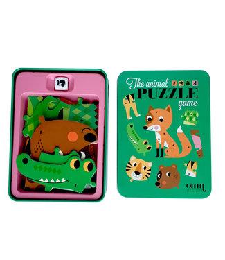 OMM Design OMM Design Animal Puzzle Game