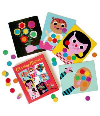 OMM Design OMM Design Kleuren Dobbel Spel