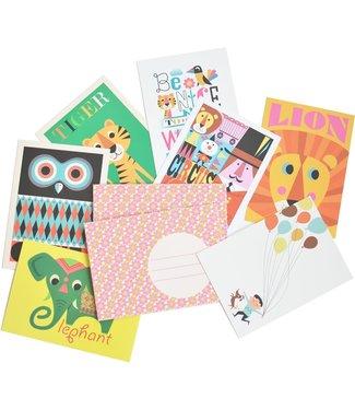 OMM Design OMM Design Card Set Hej Från OMM