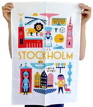 OMM Design OMM Design Stockholm Theedoek