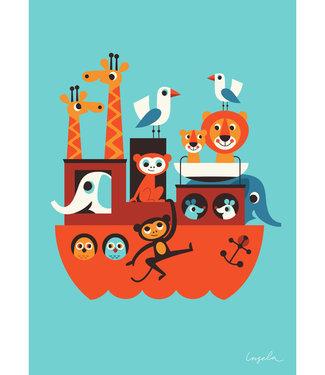 OMM Design OMM Design Poster Ark 50x70cm