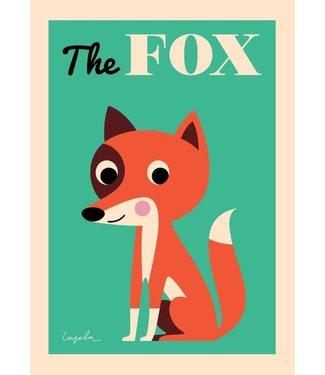 OMM Design OMM Design Poster Fox 50x70cm