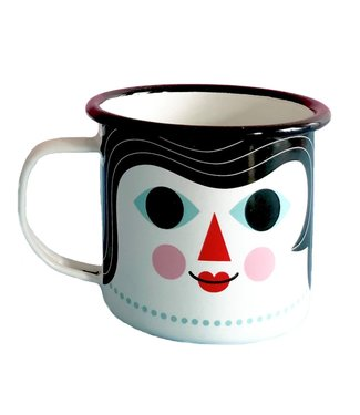 OMM Design OMM design Enamel Cup Faces