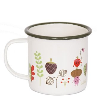 OMM Design OMM design Enamel Cup Habitants