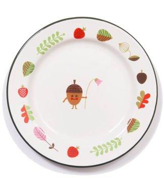 OMM Design OMM design Enamel Plate Acorn