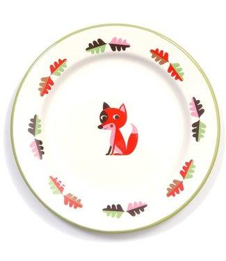 OMM Design OMM design Enamel Plate Fox