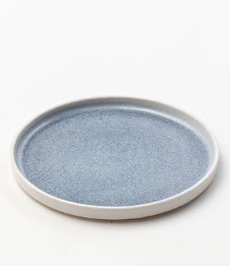 Lars Rank Keramik Lars Rank Keramik Handmade  Plate Blue Hills Ø 16cm