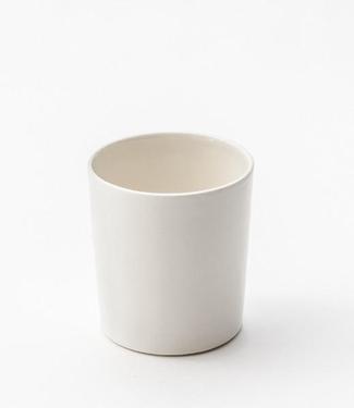 Lars Rank Keramik Lars Rank Keramik Dots Cup White 1,5 dl