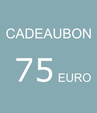 Blikfang Digitale CADEAUBON - 75 EURO