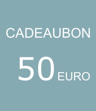 Blikfang Digitale CADEAUBON - 50 EURO