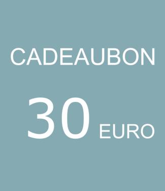 Blikfang Digitale CADEAUBON - 30 EURO