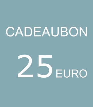 Blikfang Digitale CADEAUBON - 25 EURO