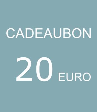 Blikfang Digitale CADEAUBON - 20 EURO