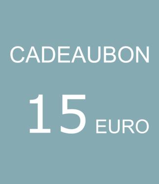 Blikfang Digitale CADEAUBON - 15 EURO