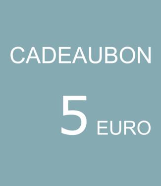 Blikfang Digitale CADEAUBON - 5 EURO