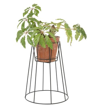 OK Design OK Design Cibele Plant Stand Medium Black