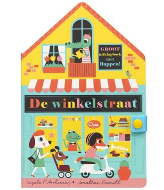 Ingela P Arrhenius De Winkelstraat Kinderboek Ingela P Arrhenius