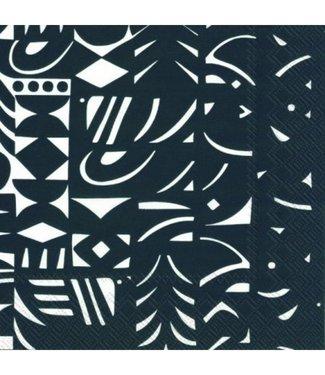 Marimekko Marimekko Yön Varjo Paper Napkin 33x33cm