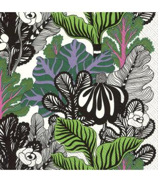 Marimekko Marimekko Kaalimetsä Paper Napkin 33x33cm
