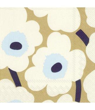 Marimekko Marimekko Unikko Paper Napkin 33x33cm
