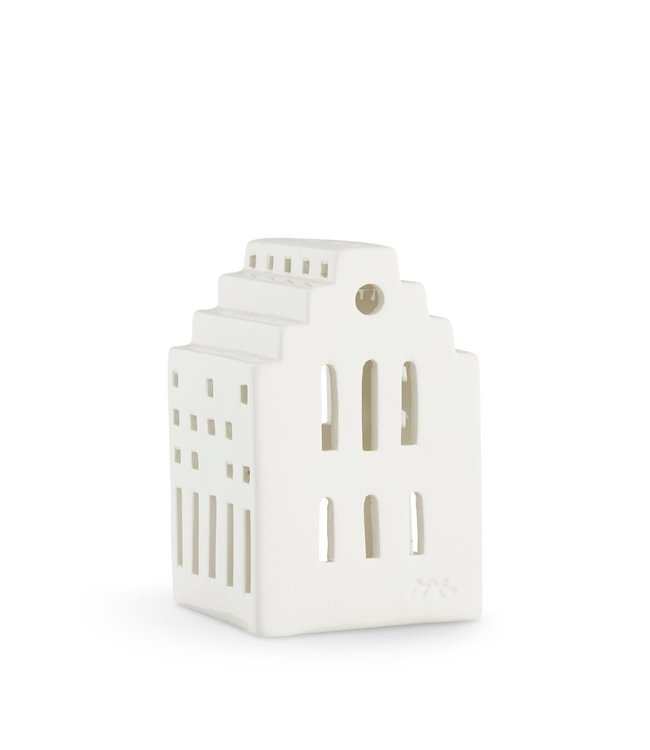 Kähler Design Kähler Design Urbania Light House Long Church H100mm