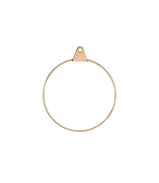 Strups Strups Ring Brass Small Ø 16cm