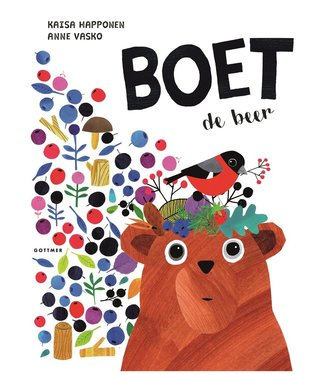 Children's Book Boet The Bear With Augmented Reality App
