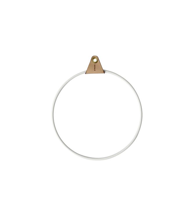Strups Strups Ring White Small Ø 16 cm