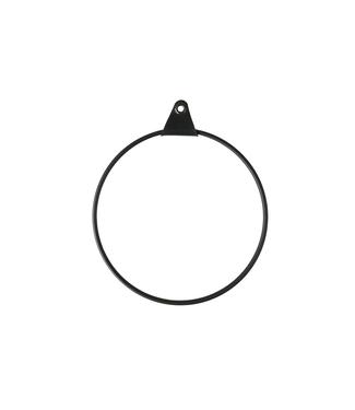 Strups Strups Ring Zwart Small Ø 16 cm