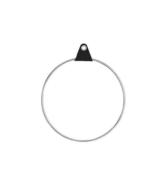 Strups Strups Ring Silver Colored Small Ø 16 cm