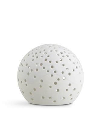 Kähler Design Kähler Design Nobili Round White H12cm