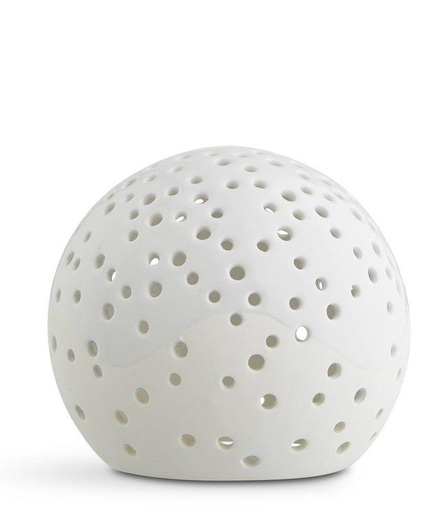Kähler Design Kähler Design Nobili Round White H14cm