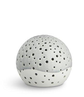 Kähler Design Kähler Design Nobili Round Grey H12cm