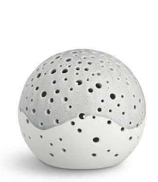 Kähler Design Kähler Design Nobili Round Grey H14cm